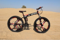 "Used Rand Rover Foldable bicycle 26"" in Dubai, UAE"
