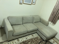 Used Home center sofa L shape in Dubai, UAE