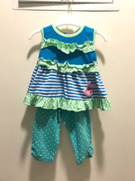 Used Preloved Girl Dress 6-12 Months. in Dubai, UAE