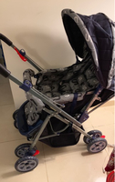 Used Baby stroller for newborn till 3 years in Dubai, UAE