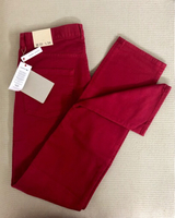 Used Red Lacoste Stretch Fit Pants / original in Dubai, UAE