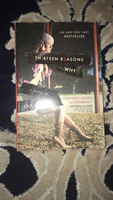 Used Thirteen reasons why paperback  in Dubai, UAE
