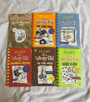 Used Wimpy kid 6 books in Dubai, UAE