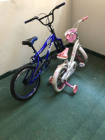 Used BMX bicycle for kids or teens in Dubai, UAE