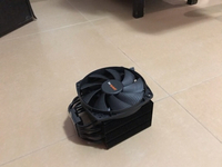 Used Be Quiet! Dark rock 4 CPU cooler in Dubai, UAE