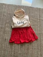 Used Dress and hoodie set!  in Dubai, UAE