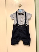 Used Mamas&papas Formal baby boy overall  in Dubai, UAE
