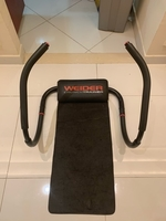 Used TWO German Abs / Crunch /Sit Up Machines in Dubai, UAE