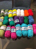 Used 22 💯% Cotton Yarn Skeins for Handmade‼️ in Dubai, UAE