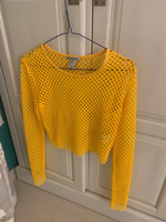 Forever 21 crop top never worn size S