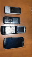 Used Bundle of 4 damaged phones (NOT WORKING) in Dubai, UAE