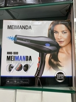 Used Hair dryer 3200 watts for home & travel  in Dubai, UAE