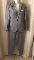 GREY MEN SUIT XXXL UK 42