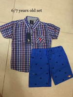 Used  Set for boys children Boys(4/5/6/7/8) in Dubai, UAE