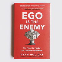 Used Book: Ego is the Enemy  in Dubai, UAE