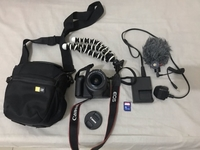 Used Canon 250D camera  in Dubai, UAE