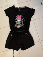 Used Combo short and t shirt small in Dubai, UAE
