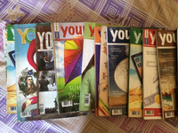 Used Youngest magazine collection 17books in Dubai, UAE