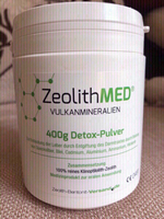 Used DETOX WITH ZeolithMED 800g detox in Dubai, UAE