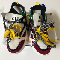 Used Colorful star running shoes size 40(new) in Dubai, UAE