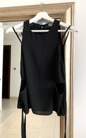 Used ASOS Cut Out Top with Waist Tie Size 40 in Dubai, UAE