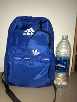 Used Adidas Royal Blue Bag Pack in Dubai, UAE