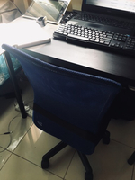 Used Computer Chair - Blue and Black in Dubai, UAE