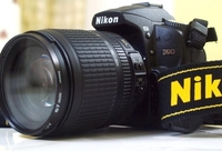 Used Nikon D90 18-105mm lens Kit  Accessories in Dubai, UAE
