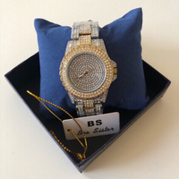 Silver/ Gold Bee Sister Watch
