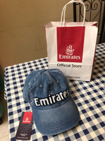 Used Emirates original cap (New) in Dubai, UAE