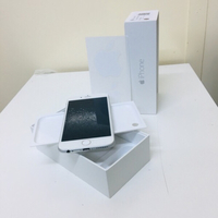 Used Iphone 6 with box & 2 Apple stickers in Dubai, UAE