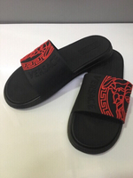 Used Versace unisex slippers size 39 new  in Dubai, UAE