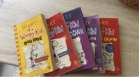 Used Diary of the wimpy kid in Dubai, UAE