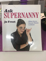 Used Supernanny book in Dubai, UAE