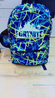 Used Fortnite blue and yellow 5 in one in Dubai, UAE