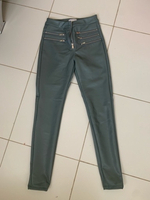 Used Faux leather leggings  in Dubai, UAE