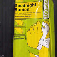 Used Bunion foot corrector/ 1 pair  in Dubai, UAE
