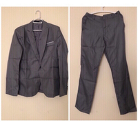 Used BRAND NEW!!! Men's Suit & Pants XL💥 in Dubai, UAE