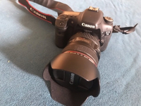 Used Canon 7D with Canon L Series 24-105 F/4  in Dubai, UAE