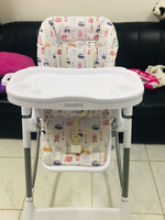 Used Price reduced Juniors high chair 6m-3yr  in Dubai, UAE