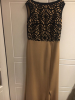 Used Elegant Evening dress - perfect fit in Dubai, UAE