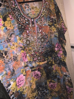 Used 🦋Beaded kaftan Lucy&Coco🦋M NEW! in Dubai, UAE