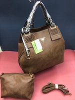 Used PRADEA SHOULDER BAG WITH POUCH in Dubai, UAE