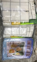 Used DIY FLORAL PILLOW CASE KIT and Pillow  in Dubai, UAE