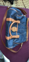 Used Used Denim bag  in Dubai, UAE