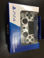 PlayStaion 4 Controller (silver)