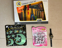 Used 4 items in 1 kids items in Dubai, UAE