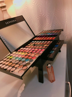 Used Sephora eyeshadow box   in Dubai, UAE