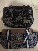 Used Coach and tommy bag  in Dubai, UAE