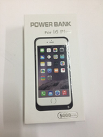 Used iphone 6+ POWER CASE 5000mAH in Dubai, UAE